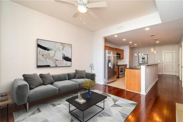 3040 Peachtree Road #1414, Atlanta, GA 30305 (MLS #6116513) :: Path & Post Real Estate