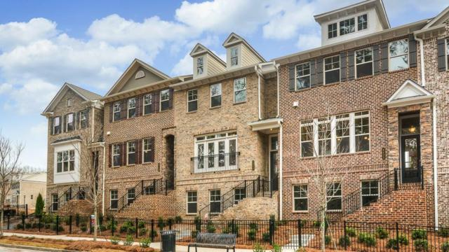 4236 Townsend Lane #50, Dunwoody, GA 30346 (MLS #6117063) :: The Zac Team @ RE/MAX Metro Atlanta