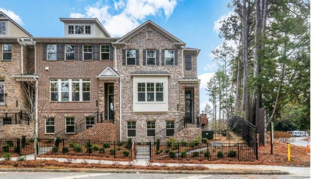 4228 Townsend Lane #48, Dunwoody, GA 30346 (MLS #6117067) :: The Zac Team @ RE/MAX Metro Atlanta