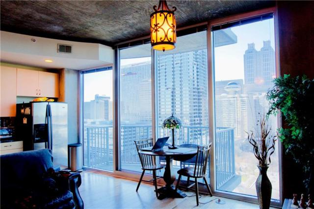 400 W Peachtree Street NW #2110, Atlanta, GA 30308 (MLS #6117141) :: RE/MAX Paramount Properties