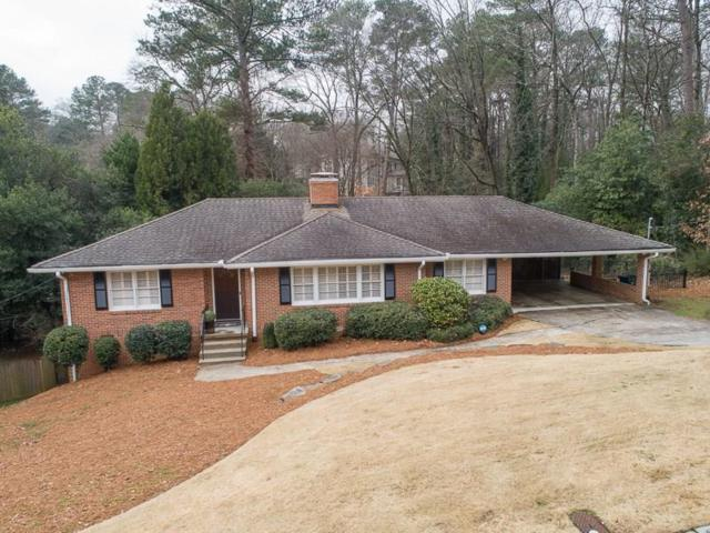 2552 Birchwood Drive NE, Atlanta, GA 30305 (MLS #6117168) :: North Atlanta Home Team