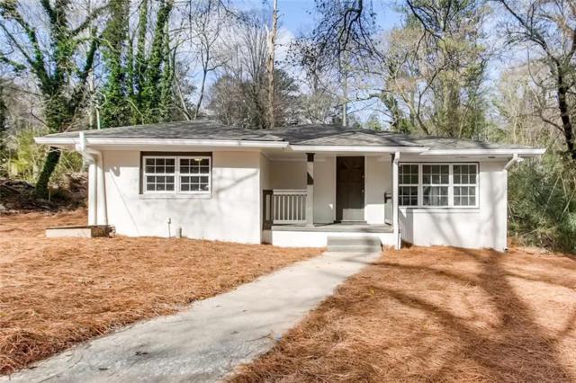 3427 Lake Valley Road NW, Atlanta, GA 30331 (MLS #6117547) :: North Atlanta Home Team