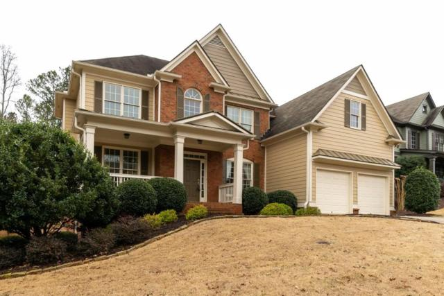 4465 Callaway Crest Drive NW, Kennesaw, GA 30152 (MLS #6117643) :: The Cowan Connection Team