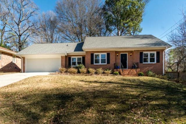 1479 Country Squire Court, Decatur, GA 30033 (MLS #6117802) :: North Atlanta Home Team