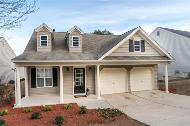 319 White Oak Way, Canton, GA 30114 (MLS #6117893) :: Team Schultz Properties