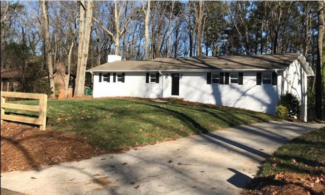 1740 Starlight Drive, Marietta, GA 30062 (MLS #6118000) :: North Atlanta Home Team