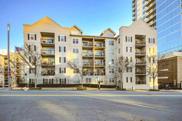1075 Peachtree Walk NE A106, Atlanta, GA 30309 (MLS #6118289) :: Iconic Living Real Estate Professionals
