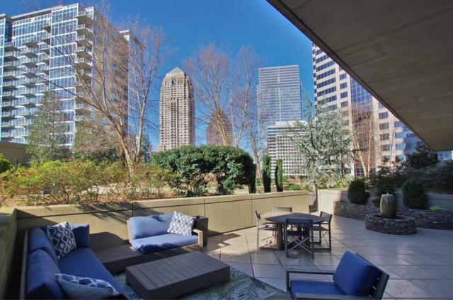 1080 Peachtree Street NE #812, Atlanta, GA 30309 (MLS #6118375) :: The North Georgia Group