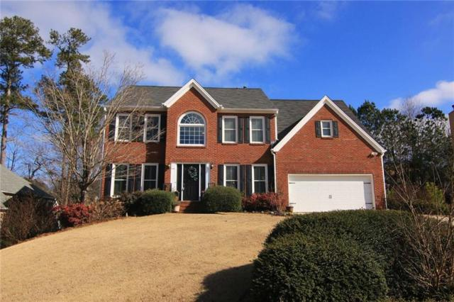 2156 Marne Glen Nw Glen NW, Kennesaw, GA 30152 (MLS #6119316) :: Keller Williams Realty Cityside