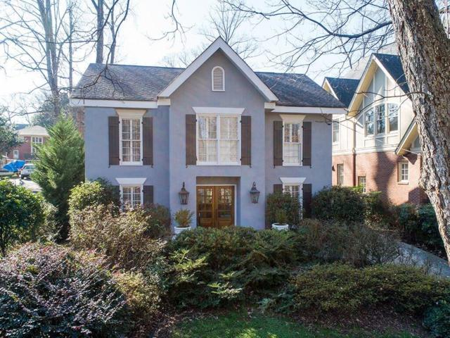 1400 N Morningside Drive NE, Atlanta, GA 30306 (MLS #6119499) :: Julia Nelson Inc.
