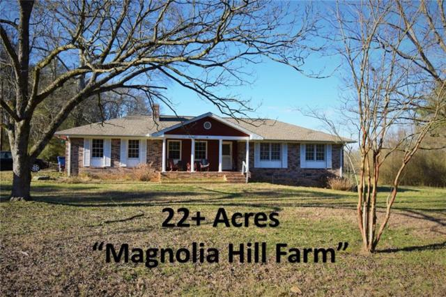 327 Arnold Mill Road, Woodstock, GA 30188 (MLS #6119851) :: North Atlanta Home Team