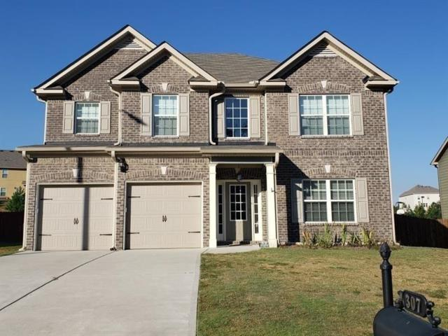 307 Silver Oak Drive, Dallas, GA 30132 (MLS #6119853) :: The Zac Team @ RE/MAX Metro Atlanta