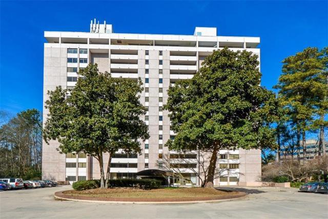3530 Piedmont Road NE P4, Atlanta, GA 30305 (MLS #6120073) :: North Atlanta Home Team