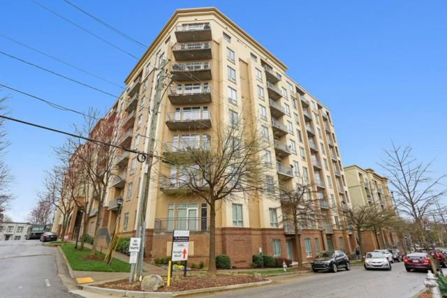 711 Cosmopolitan Drive #220, Atlanta, GA 30324 (MLS #6120890) :: The North Georgia Group