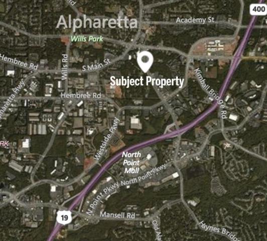 0 Haynes Bridge Road, Alpharetta, GA 30009 (MLS #6120932) :: KELLY+CO