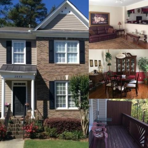 2866 Langford Commons Drive, Norcross, GA 30071 (MLS #6121000) :: Iconic Living Real Estate Professionals