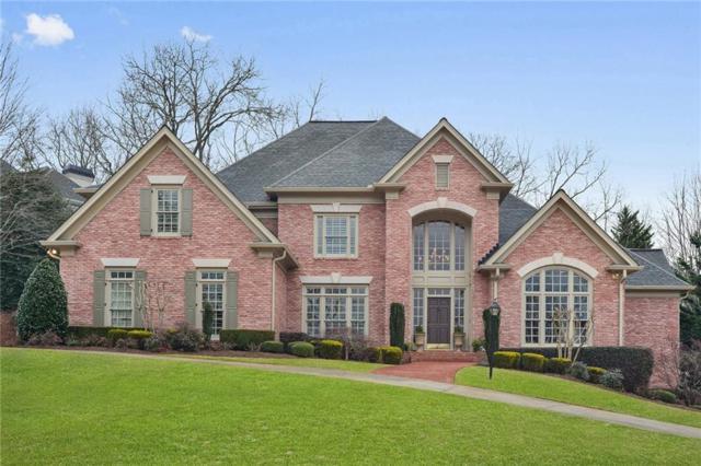 1405 Portmarnock Drive, Alpharetta, GA 30005 (MLS #6121609) :: Hollingsworth & Company Real Estate