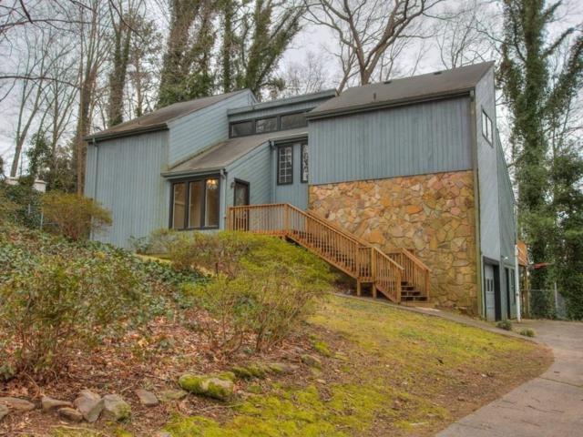 4321 Kings Way NE, Marietta, GA 30067 (MLS #6122070) :: Path & Post Real Estate