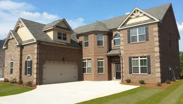 4117 Barrett Place, Hampton, GA 30228 (MLS #6122076) :: Todd Lemoine Team