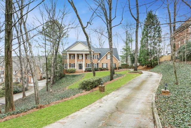 7655 Treeridge Court, Sandy Springs, GA 30350 (MLS #6122122) :: Buy Sell Live Atlanta