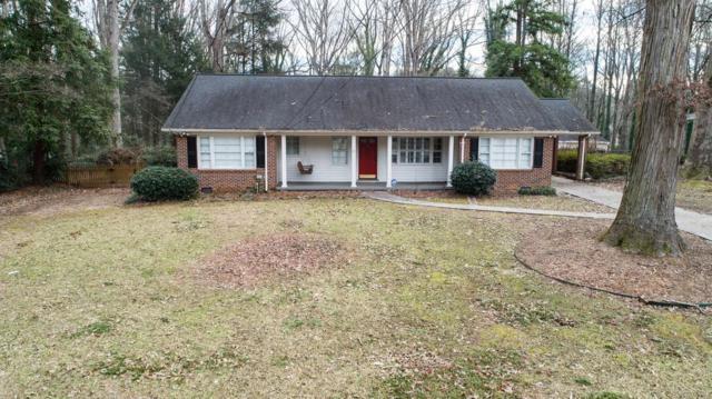 444 Hilderbrand Drive, Sandy Springs, GA 30328 (MLS #6122215) :: North Atlanta Home Team