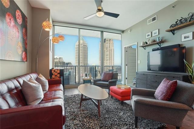 1080 Peachtree Street NE #2415, Atlanta, GA 30309 (MLS #6122252) :: The North Georgia Group