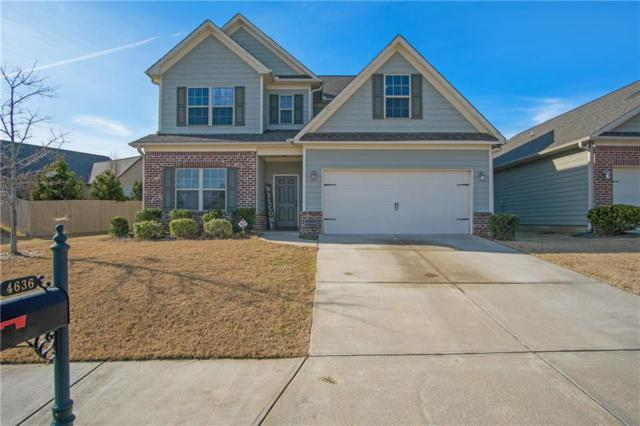 4636 Sweetwater Drive, Gainesville, GA 30504 (MLS #6122346) :: The Cowan Connection Team