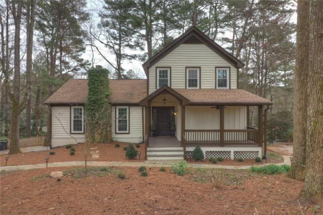 332 Sassafras Road, Roswell, GA 30076 (MLS #6122354) :: The Zac Team @ RE/MAX Metro Atlanta