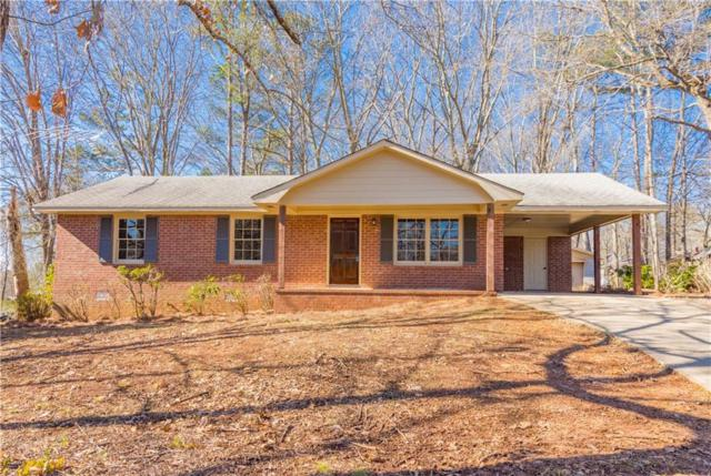 162 Dallas Road, Dallas, GA 30157 (MLS #6122530) :: The Cowan Connection Team
