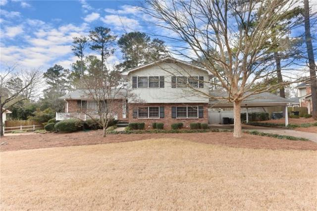 705 Chandler Drive, Lawrenceville, GA 30044 (MLS #6123526) :: The Zac Team @ RE/MAX Metro Atlanta