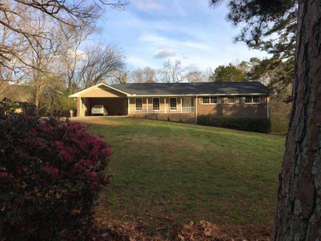 4916 Lilburn Stone Mountain Road SW, Lilburn, GA 30047 (MLS #6124410) :: North Atlanta Home Team