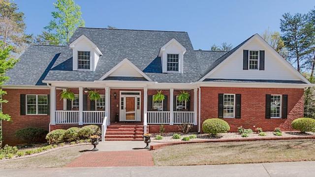446 White Pine Drive, Dahlonega, GA 30533 (MLS #6124451) :: Iconic Living Real Estate Professionals