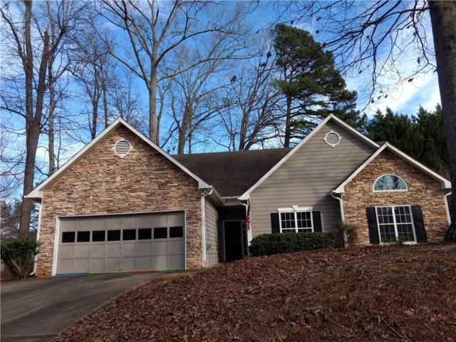 3506 English Oaks Drive NW, Kennesaw, GA 30144 (MLS #6124630) :: North Atlanta Home Team