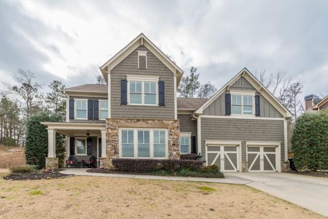 481 Twilley Ridge Road SW, Smyrna, GA 30082 (MLS #6124710) :: Kennesaw Life Real Estate
