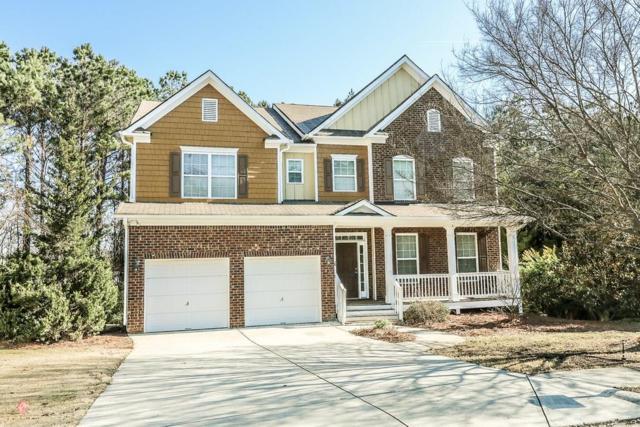129 Cedar Point, Dallas, GA 30132 (MLS #6125302) :: Kennesaw Life Real Estate