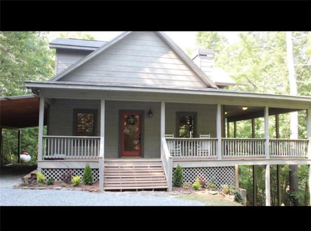 404 Trails End Summit, Ellijay, GA 30540 (MLS #6125350) :: KELLY+CO