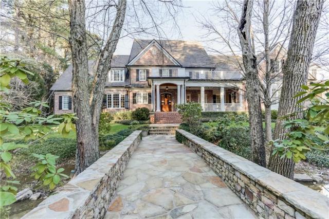 2450 Spalding Drive, Atlanta, GA 30350 (MLS #6125436) :: Rock River Realty