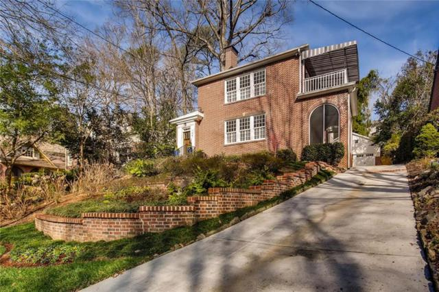 786 Brookridge Drive NE Ne, Atlanta, GA 30306 (MLS #6125726) :: KELLY+CO