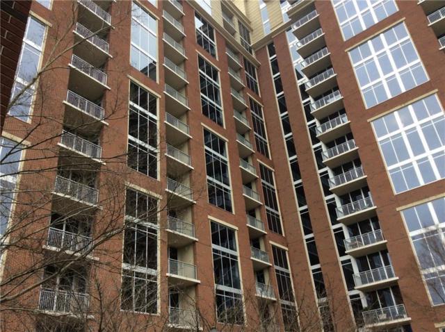 1820 Peachtree Street NW #1506, Atlanta, GA 30309 (MLS #6126347) :: RE/MAX Paramount Properties