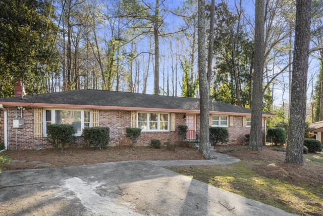 3909 Castle Tree Court, Stone Mountain, GA 30083 (MLS #6126532) :: The Zac Team @ RE/MAX Metro Atlanta