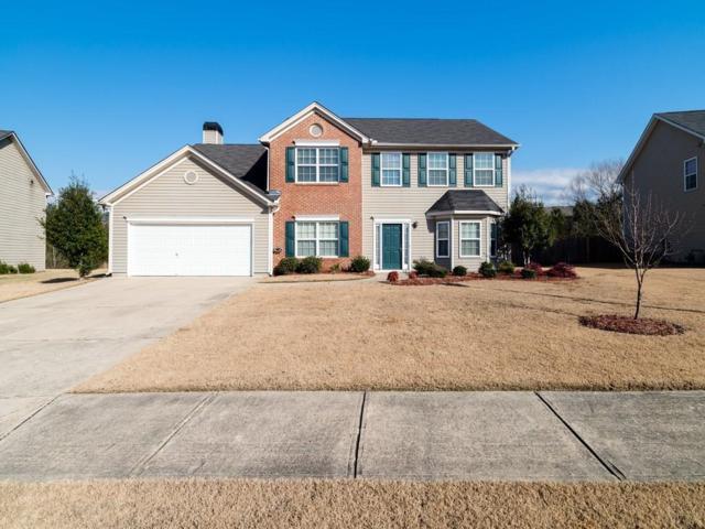 158 Huntleigh Shores Lane, Dallas, GA 30132 (MLS #6126639) :: KELLY+CO