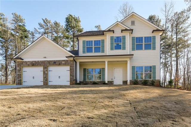 169 Brookhaven Drive, Villa Rica, GA 30180 (MLS #6126760) :: Charlie Ballard Real Estate