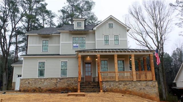 317 Ellis Preserve Lane, Marietta, GA 30064 (MLS #6127046) :: The Cowan Connection Team