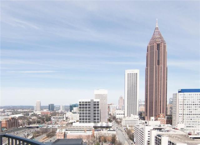 400 W Peachtree Street NW #2114, Atlanta, GA 30308 (MLS #6127424) :: RE/MAX Paramount Properties
