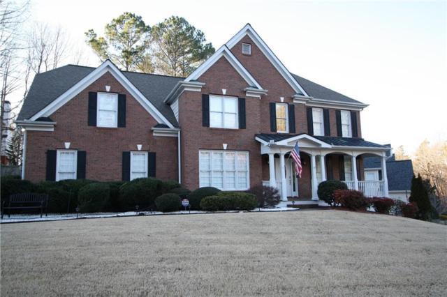 575 Fairway Drive, Woodstock, GA 30189 (MLS #6127725) :: The Cowan Connection Team