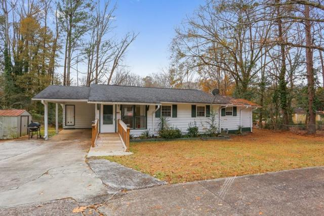 1364 Kipling Street SE, Atlanta, GA 30315 (MLS #6128025) :: Kennesaw Life Real Estate