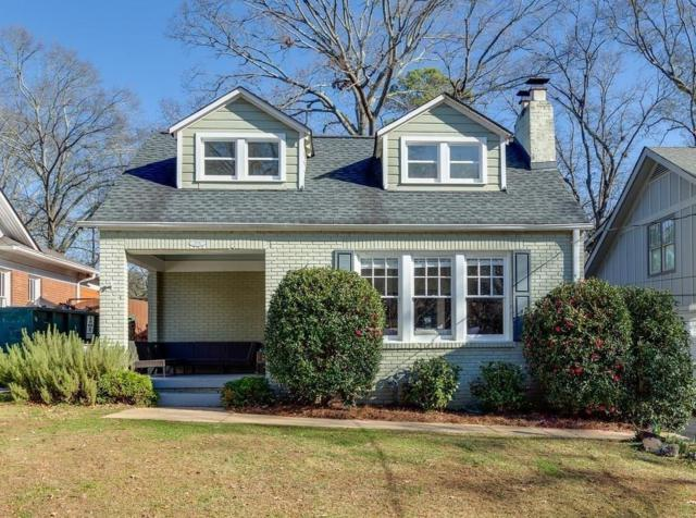 320 Kings Highway, Decatur, GA 30030 (MLS #6128080) :: The Zac Team @ RE/MAX Metro Atlanta