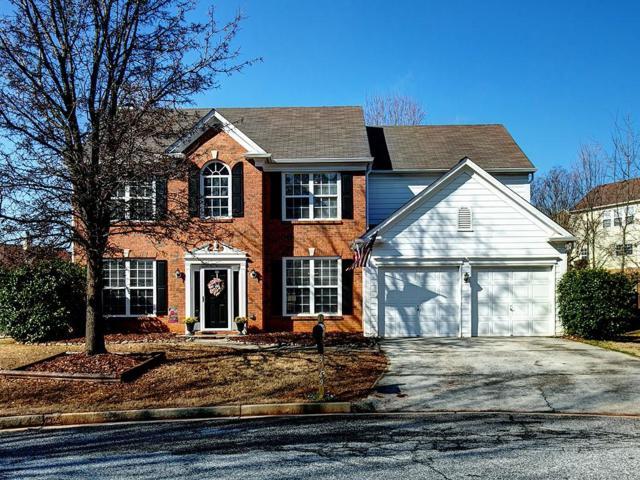 3549 Myrtlewood Chase NW, Kennesaw, GA 30144 (MLS #6128149) :: North Atlanta Home Team