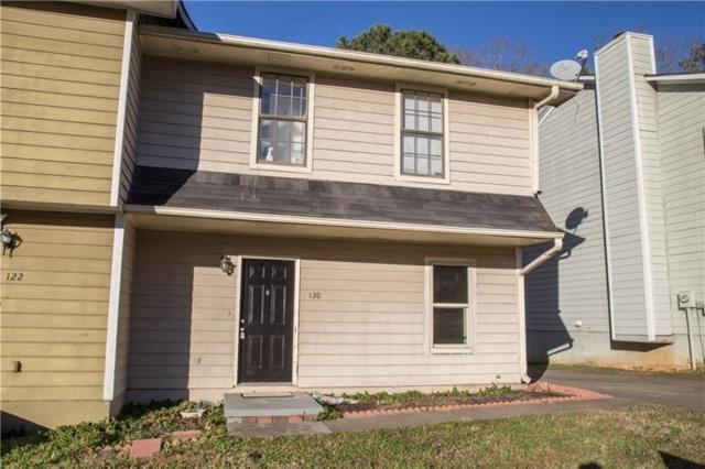 120 Woodberry #120, Woodstock, GA 30188 (MLS #6128882) :: The Zac Team @ RE/MAX Metro Atlanta