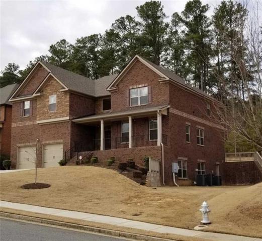 932 Nestling Drive, Lawrenceville, GA 30045 (MLS #6128919) :: Charlie Ballard Real Estate